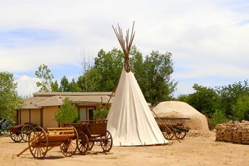 tippi indien, Arizona