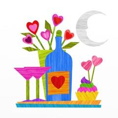 vino e amore
