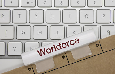 Workforce. Tastatur
