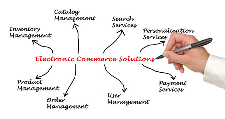 Electronnic Commerce Solution