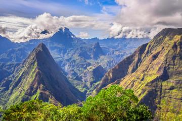 Point de vue Cap Noir, La Réunion