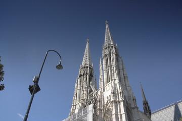 Wiedeń - Kościół Wotywny