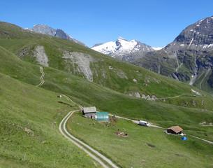 Paysage de Haute-Maurienne