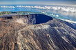 Leinwanddruck Bild - Beautiful view of Crater Dolomieu, Piton de la Fournaise, La Ré