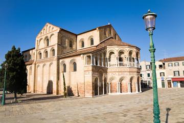 Murano church, Italy
