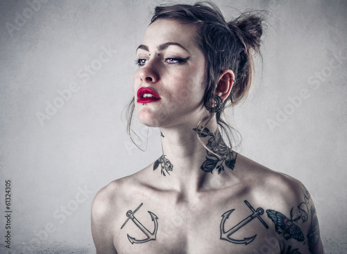 hot alternative girl