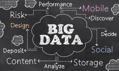 Word Cloud with Big Data