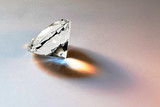 Faceted diamond - 61325172