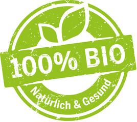 Button 100% Bio