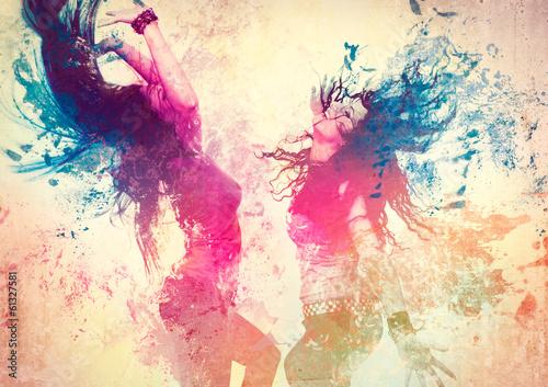 disco disco 09 / moving splash плакат