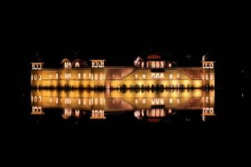 Pałac na wodzie Jal Mahal w Jaipurze