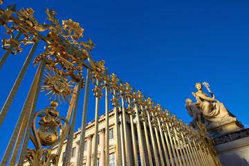 Château de Versailles, grille royale