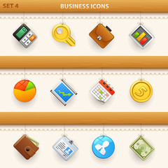 hung icons - set 4