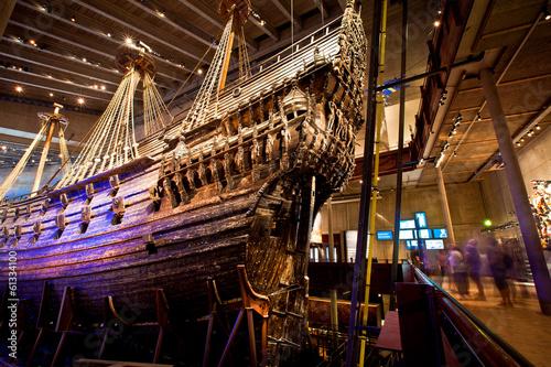 Vasa museum in Stockholm, Sweden - 61334100