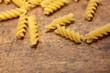 Spiral pasta