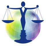 Justiz   International   Recht   Logo 03
