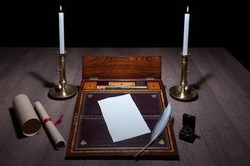 escritorio portatil