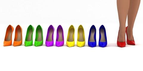Set shoe