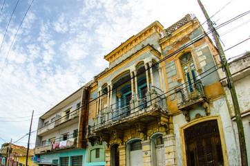 street scenes from camaguey, cuba