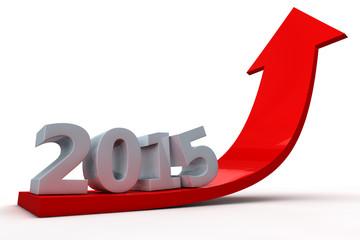 Wachstum im Jahr 2015