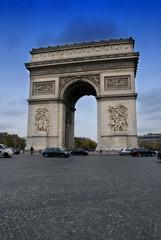 Arch De Triumph Paris