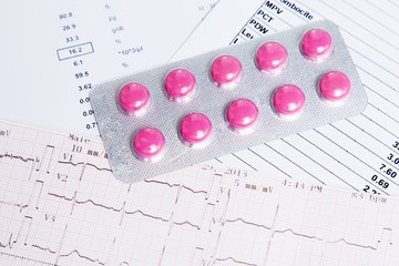 Pink tablets for optimal treatment