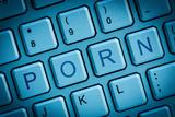 Keyboard porn poster