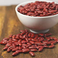 bowl of Kidney Beans