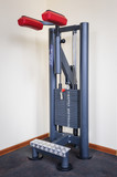 standing calf raises gym workout machine