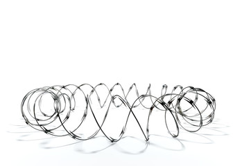 Barbed Wire Circle