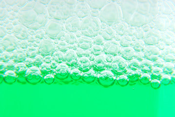 soap bubble suds texture