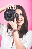 Female Photographer Portrait