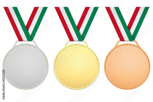 Medals for Hungary