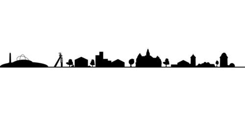 Recklinghausen Silhouette