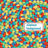 colorful abstract background template.