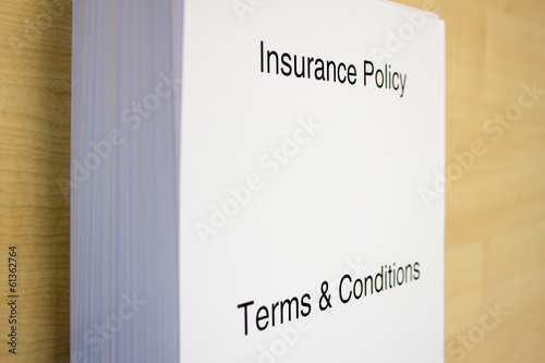 Insurance Policy Terms & Conditions
