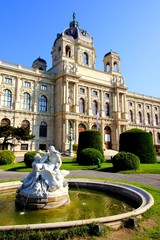 Natural History Museum of Vienna, Austria