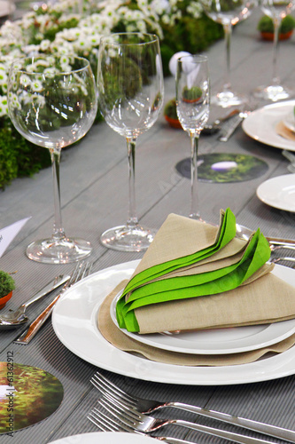 wedding table - 61362912