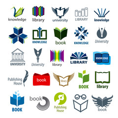 biggest collection of vector logos books and pens