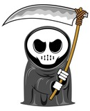 cartoon grim reaper 05