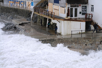 Cornwall Storm