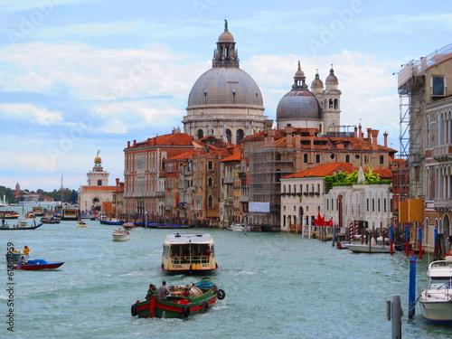Venecia: Gran Canal