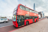 Double-Decker on London Bridge