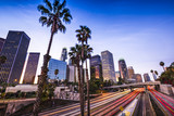 Fototapety Downtown Los Angeles