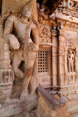 Indian ancient architeckture in Pattadakal