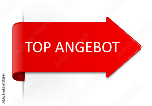 Schild Top Angebot