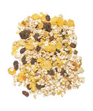 Muesli flakes mix