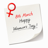 Memo - Happy Women's Day