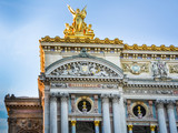 Palais Garnier Palais Garnier is a famous opera house - 61375782