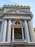 Palais Garnier Palais Garnier is a famous opera house - 61375910